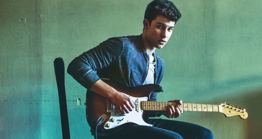 Happy Music Monday: Shawn Mendes – 'Three Empty Words'