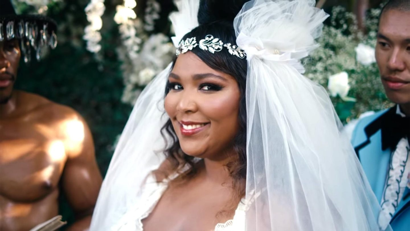 Happy Music Monday – Lizzo – 'Truth Hurts'